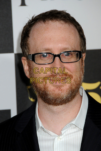 JAMES GRAY .25th Annual Film Independent Spirit Awards - Arrivals held at the Nokia Event Deck at L.A. Live, Los Angeles, CA, USA, 5th March 2010..indie arrivals portrait headshot glasses beard facial hair .CAP/ADM/BP.©Byron Purvis/AdMedia/Capital Pictures.