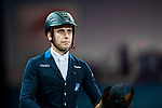 Guest attends the Master Class with Pieter Devos during the Longines Hong Kong Masters 2015 at the AsiaWorld Expo on 13 February 2015 in Hong Kong, China. Photo by Xaume OIleros / Power Sport Images