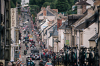 peloton cut to pieces<br /> <br /> Stage 7: Fougères > Chartres (231km)<br /> <br /> 105th Tour de France 2018<br /> ©kramon