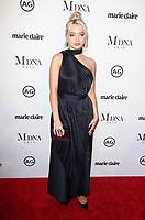 WEST HOLLYWOOD, CA - JANUARY 11: Dove Cameron at Marie Claire's Third Annual Image Makers Awards at Delilah LA in West Hollywood, California on January 11, 2018. Credit: Faye Sadou/MediaPunch