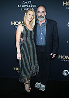 BEVERLY HILLS, CA - JUNE 5: Mandy Patinkin and Claire Danes  pictured at the Homeland FYC event at the Writers Guild Theater in Beverly Hills, California on June 5, 2018. <br /> CAP/MPI/FS<br /> &copy;FS/MPI/Capital Pictures