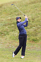 Linn Grant (SWE) on the 2nd fairway during Matchplay Semi-Finals of the Women's Amateur Championship at Royal County Down Golf Club in Newcastle Co. Down on Saturday 15th June 2019.<br /> Picture:  Thos Caffrey / www.golffile.ie