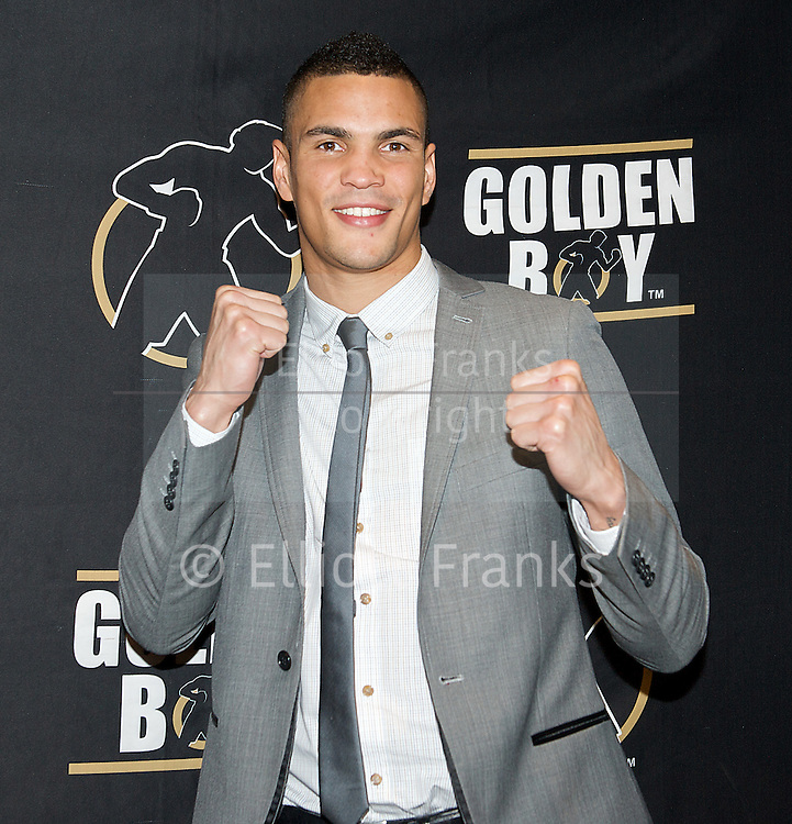 Boxer Anthony Ogogo<br />