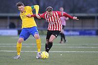 AFC Sudbury vs AFC Hornchurch 16-01-16