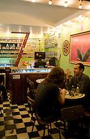 La Botica, Mezcal Bar in the Colonia Condesa, Mexico City