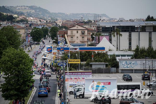 urban Italy<br /> <br /> Stage 8: Tortoreto Lido to Pesaro (239km)<br /> 102nd Giro d'Italia 2019<br /> <br /> ©kramon