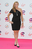 NON EXCLUSIVE PICTURE: PAUL TREADWAY / MATRIXPICTURES.CO.UK<br /> PLEASE CREDIT ALL USES<br /> <br /> WORLD RIGHTS<br /> <br /> Czech tennis player Petra Kvitova attending the WTA Pre Wimbledon Party, at London's Kensington Roof Gardens.<br /> <br /> 20th JUNE 2013<br /> <br /> REF: PTY 134225