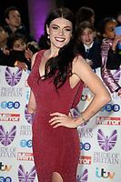 LONDON, UK. October 29, 2018: Lauren Steadman at the Pride of Britain Awards 2018 at the Grosvenor House Hotel, London.<br /> Picture: Steve Vas/Featureflash