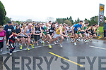 We're off. Over 100 athletes took part in the annual Fr. Dan Browne Memorial Road Race in Farranfore on St. Stephen's Day.   Copyright Kerry's Eye 2008
