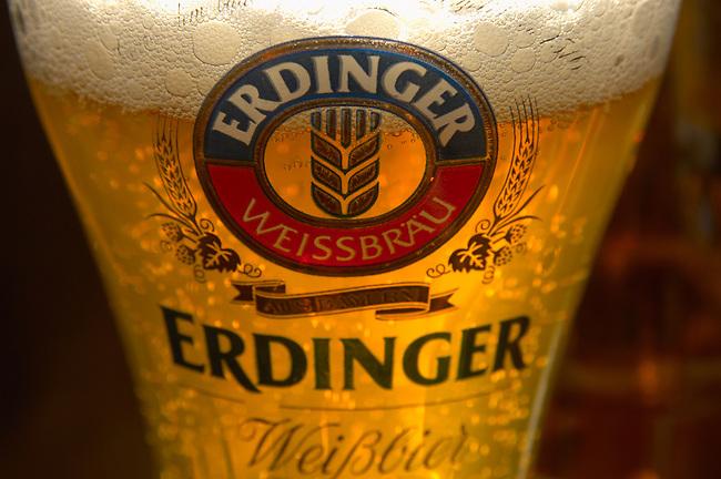 Paris France -Erdinger Beer