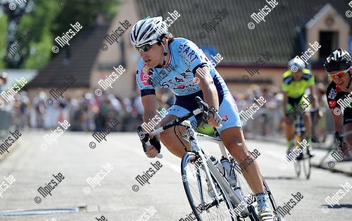 2012-05-28 / Wielrennen / seizoen 2012 / Elite Borsbeek - Stan Ockers Classic / Mauricio Frazer..Foto: Mpics.be