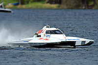 "Jeff Bernard, E-1 ""MY-Way""  (5 Litre class hydroplane(s)"