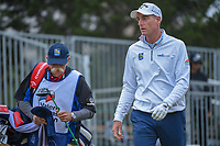 Jim Furyk (USA) heads down 10 during Round 3 of the Valero Texas Open, AT&amp;T Oaks Course, TPC San Antonio, San Antonio, Texas, USA. 4/21/2018.<br /> Picture: Golffile   Ken Murray<br /> <br /> <br /> All photo usage must carry mandatory copyright credit (&copy; Golffile   Ken Murray)