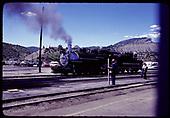 D&amp;RGW #481 K-36 at Durango<br /> D&amp;RGW  Durango, CO