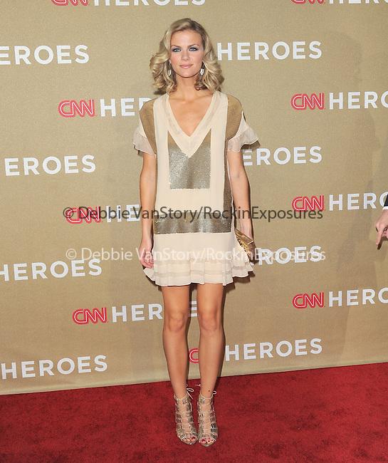 Brooklyn Decker attends CNN Heroes - An Allstar Tribute held at The Shrine Auditorium in Los Angeles, California on December 11,2011                                                                               © 2011 DVS / Hollywood Press Agency
