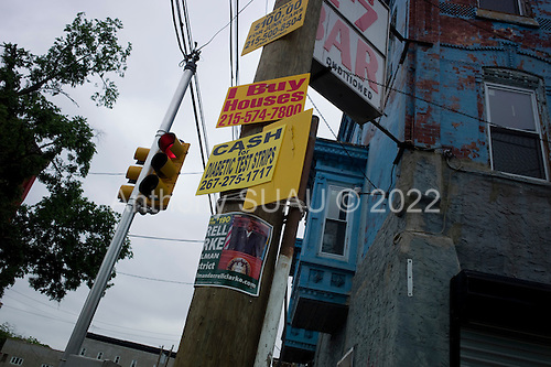 Philadelphia, Pennsylvania<br /> May 22, 2011<br /> <br /> Streets of Philadelphia.