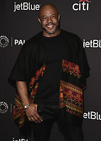 "HOLLYWOOD, CA - MARCH 17:  Rockmond Dunbar at the PaleyFest 2019 - Fox's ""9-1-1"" red carpet at the Dolby Theatre on March 17, 2019 in Hollywood, California. (Photo by Scott Kirkland/Fox/PictureGroup)"