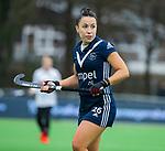 AMSTELVEEN -  Anna O'Flanagan (Pin)     tijdens de hoofdklasse competitiewedstrijd dames, Pinoke-Amsterdam (3-4). COPYRIGHT KOEN SUYK