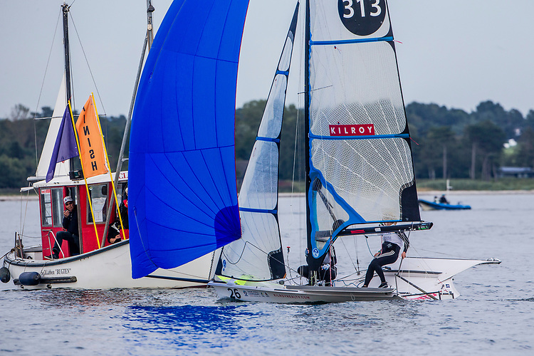 Aarhus Sailing Week is the test event before the Hempel Sailing World Championships Aarhus 2018.6th to the 13th of August 2017 at Egaa Marina in Aarhus.<br /> Photo &copy; Jes&uacute;s Renedo / Aarhus Sailing Week