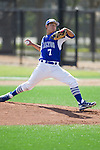 Los Altos HS at Palo Alto HS Varsity baseball, April 27, 2012.  Palo Alto wins 2-1....Joe Chedid