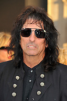 Alice Cooper at the premiere of Warner Bros. Pictures' 'Dark Shadows' at Grauman's Chinese Theatre on May 7, 2012 in Hollywood, California. © mpi35/MediaPunch Inc.