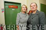 Vera O'Leary (Manager Kerry Rape & Sexual Abuse Centre) and Deborah Courtney (Survivor) pictured at opening of the support room at Tralee Court House on Tuesday afternoon last.