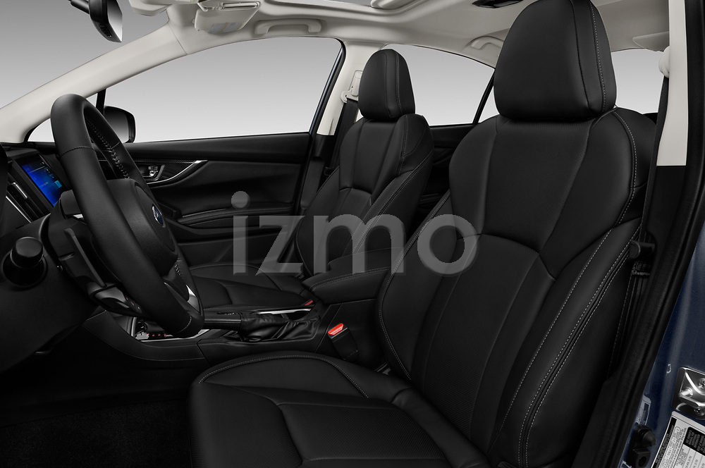 Front seat view of 2017 Subaru Impreza 2.0i-Limited-CVT-PZEV 4 Door Sedan Front Seat  car photos
