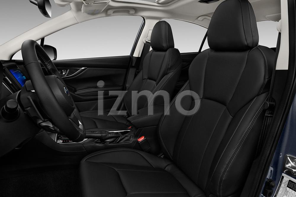 Front seat view of 2018 Subaru Impreza 2.0i-Limited-CVT-PZEV 4 Door Sedan Front Seat  car photos