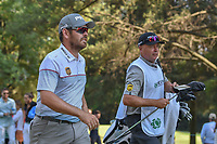 Louis Oosthuizen (RSA) departs the 18th tee during round 3 of the World Golf Championships, Mexico, Club De Golf Chapultepec, Mexico City, Mexico. 3/3/2018.<br /> Picture: Golffile | Ken Murray<br /> <br /> <br /> All photo usage must carry mandatory copyright credit (&copy; Golffile | Ken Murray)