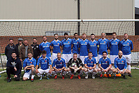 Witham United vs Nags Head Celtic, Braintree & North Essex Sunday League Cup Final Football at Rosemary Lane on 13th May 2018