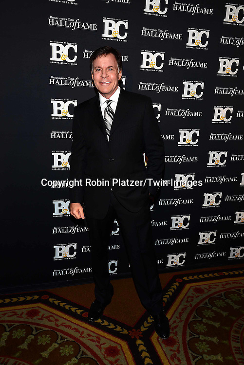 Bob Costas attends the 24th Annual Broadcasting &amp; Cable Hall of Fame Awards Dinner on October 20, 2014 at The Waldorf Astoria Hotel in New York City. <br /> <br /> photo by Robin Platzer/Twin Images<br />  <br /> phone number 212-935-0770
