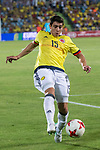 Stefan Medina of Colombia during the friendly match between Camerun and Colombia in Madrid, Spain 13 jun 2017.(ALTERPHOTOS/Rodrigo Jimenez)