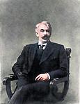 Konstantin Sergeevich Stanislavsky is a Russian theater Director. 1902. / Константин Сергеевич Станиславский - русский театральный режиссёр. 1902 год.