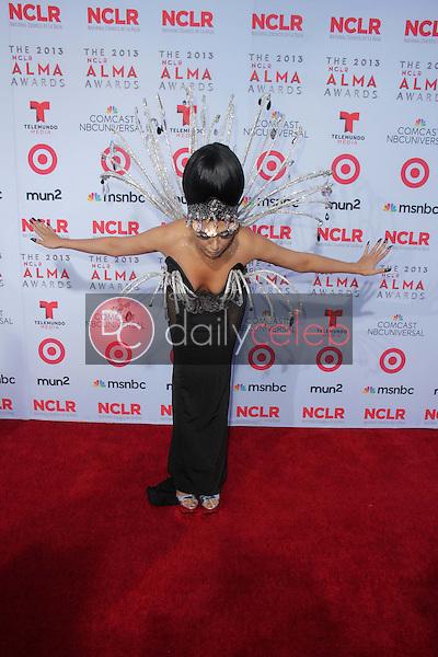 Z Lala<br /> at the 2013 NCLR ALMA Awards Arrivals, Pasadena Civic Auditorium, Pasadena, CA 09-27-13<br /> David Edwards/Dailyceleb.com 818-249-4998