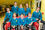 Pictured at the ISTA Science quiz at IT Tralee South Campus on Thursday were students from Mercy Mounthawk Tralee were Brian Fox, Samuel Brzyskiewicz, Tom Moriarty, Robbie Dinan, Thomas Curran, Rory O'Connor, Aide O'Connor, Aoife O Carroll