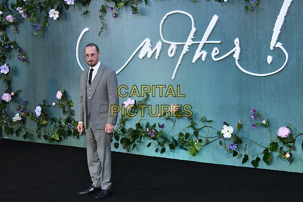 LONDON, ENGLAND - SEPTEMBER 06: Darren Aronofsky attends the UK premiere of 'Mother!' at the Odeon Leicester Square on September 6, 2017 in London, England. <br /> CAP/JOR<br /> &copy;JOR/Capital Pictures