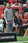 14.04.2018, BayArena, Leverkusen , GER, 1.FBL., Bayer 04 Leverkusen vs. Eintracht Frankfurt<br /> im Bild / picture shows: <br /> Trainer / Headcoach Niko Kovic (Eintracht Frankfurt),  <br /> <br /> <br /> Foto &copy; nordphoto / Meuter