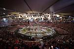 Engeland, London, 27 juli 2012.Olympische Spelen London.De openingsceremonie van de Olympische Spelen in London 2012.Olympisch Stadion London