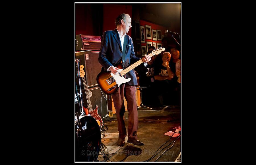 Mick Jones - Making the Modern Scene 2 - Terry Rawlings Benefit - 100 Club - 27-07-2009