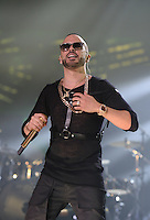 MIAMI, FL - NOVEMBER 5: Yandel at iHeartRadio Fiesta Latina 2016 at The American Airlines Arena on November 5, 2016. Credit: mpi04/MediaPunch