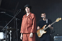 JUL 13 Aldous Harding performing at British Summertime 2019