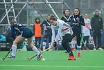 AMSTELVEEN -  Felice Albers (A'dam)   tijdens de hoofdklasse competitiewedstrijd dames, Pinoke-Amsterdam (3-4). COPYRIGHT KOEN SUYK