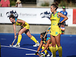 Hockey Australia<br /> Hockey Pro League Melbourne<br /> SNHC Melbourne <br /> 03/02/19<br /> Australia v Belgium<br /> <br /> <br /> Photo: Grant Treeby