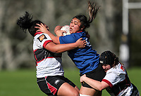 NZ  Women's Rugby Invitational Tournament at East Coast Bays Rugby Club in Auckland, New Zealand on Saturday, 18 August 2018. Photo: Simon Watts / bwmedia.co.nz