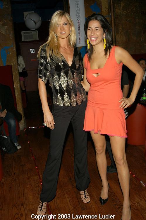 Jenna Elfman and Rebecca Minkoff