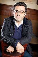 Amsterdam, 21 november 2011..IDFA 2011. International Documentary Filmfestival Amsterdam..Maziar Bahari.Iraans filmmaker en journalist.Iranian filmaker and journalist..Foto Felix Kalkman