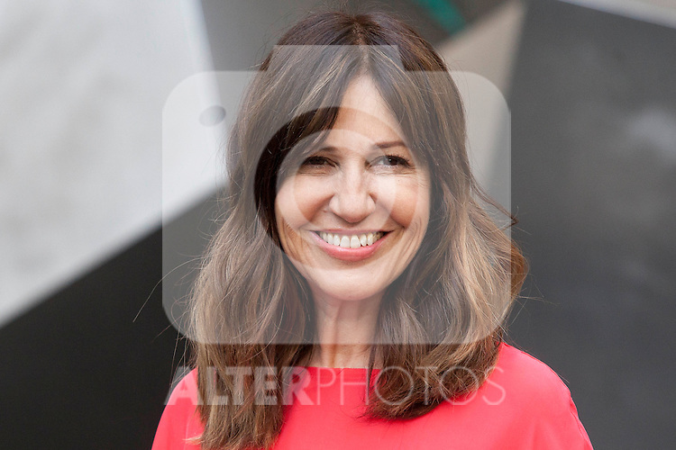 Actres Mercedes Moran present the film 'Betibu' at Cinema Princesa in Madrid. September 09, 2014. (ALTERPHOTOS / Nacho Lopez)