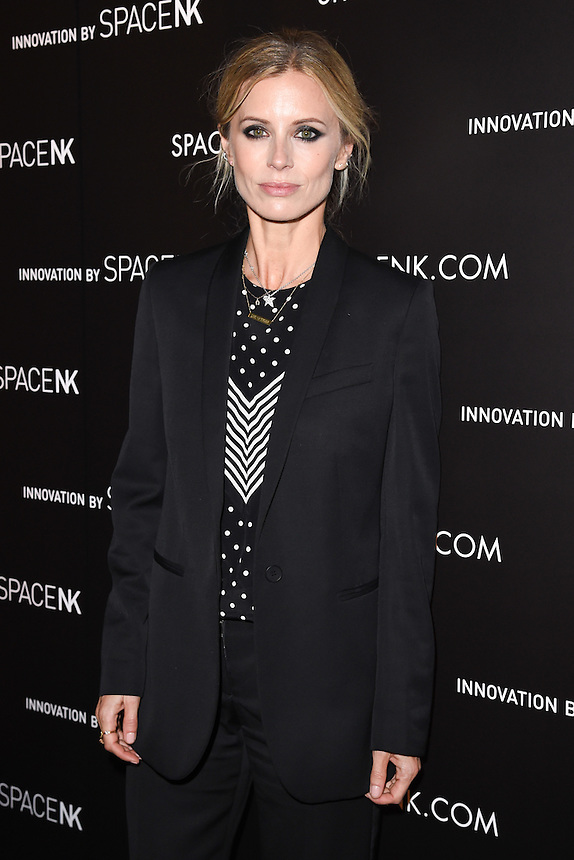 Laura Bailey<br /> at the opening of the 'Innovation by Space NK' store on Regent's Street, London.<br /> <br /> <br /> ©Ash Knotek  D3196  10/11/2016