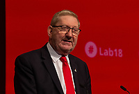 Labour Party Conference Sept 23-26th 2018