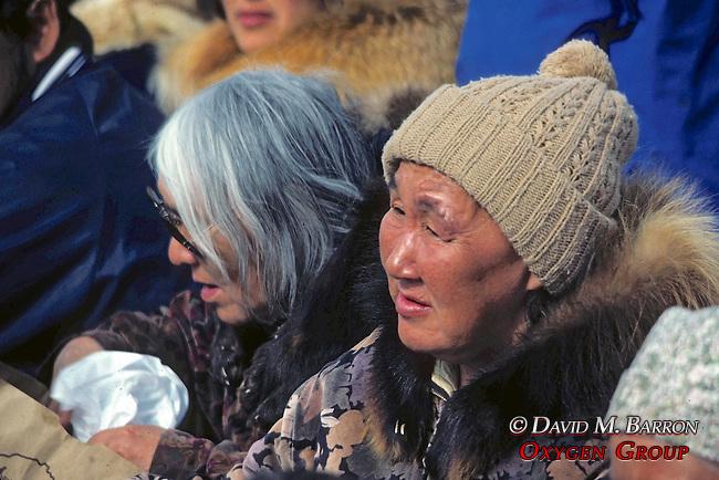 People Enjoying Nelegatuk